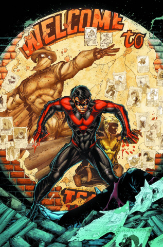 Nightwing Vol. 4: Second City