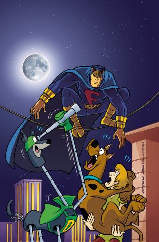 Scooby Doo Team-Up #38