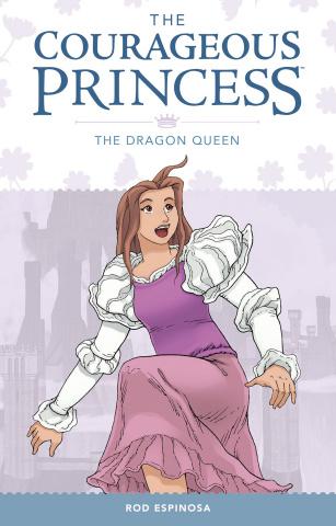 The Courageous Princess Vol. 3: The Dragon Queen