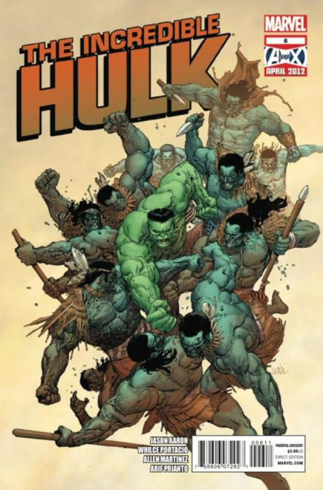 The Incredible Hulk #6