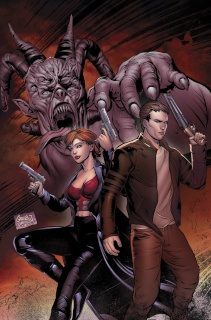 Grimm Fairy Tales: Inferno - Resurrection #4 (Watson Cover)
