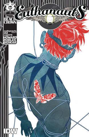 Euthanauts #2 (Robles Cover)
