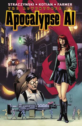 Apocalypse Al #3 (Kotian & Farmer Cover)