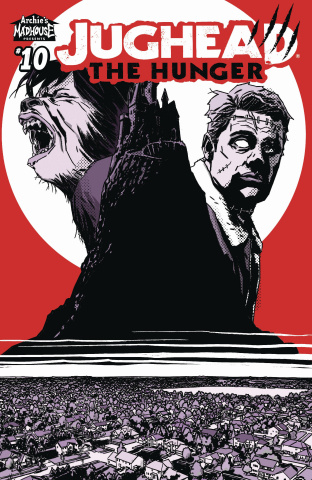 Jughead: The Hunger #10 (Dow Smith Cover)