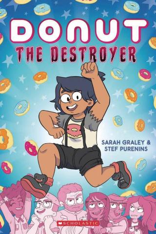 Donut the Destroyer Vol. 1
