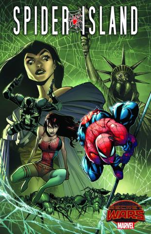 Spider-Island #1