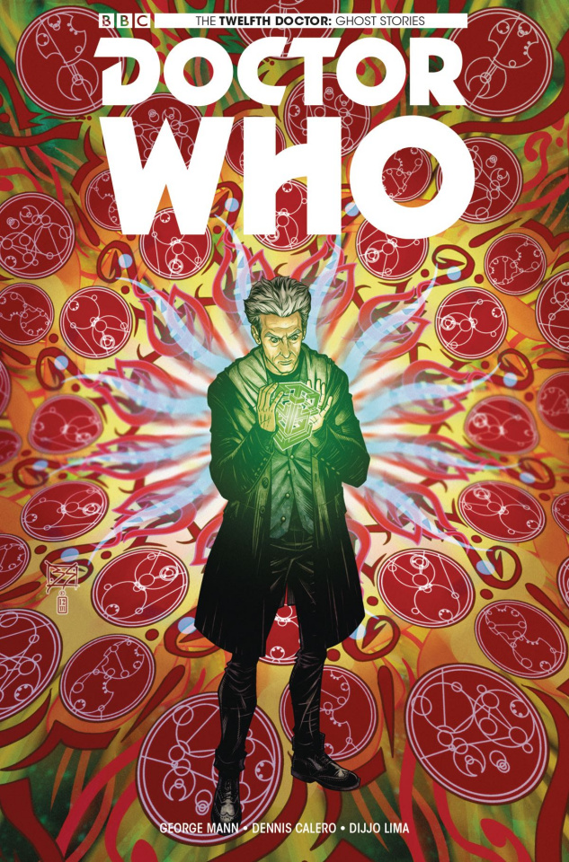 Doctor Who: The Twelfth Doctor - Ghost Stories #3 (Shedd Cover)