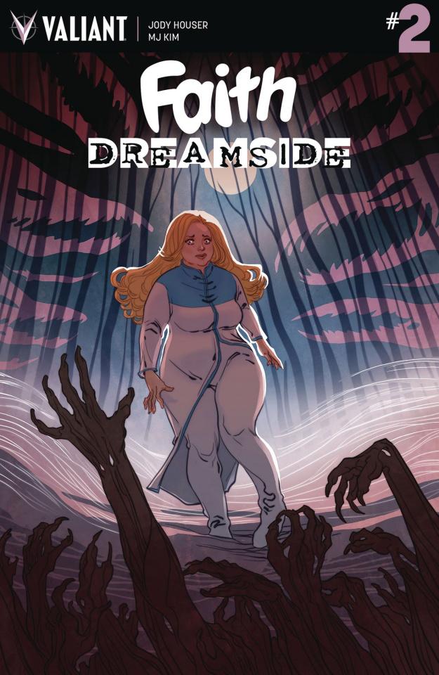 Faith: Dreamside #2 (Sauvage Cover)