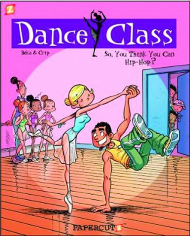 Dance Class Vol. 1: So You Think You Can Hip-Hop?