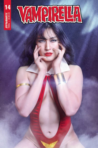 Vampirella #14 (Lee Cosplay Cover)