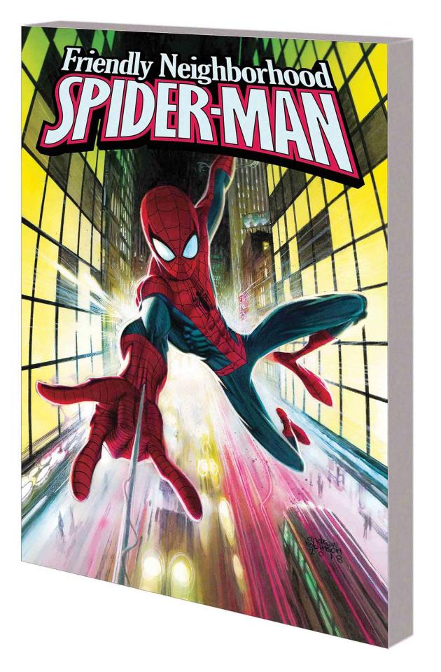 Friendly Neighborhood Spider-Man Vol. 1: Secrets and Rumor