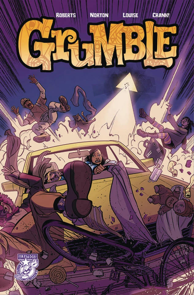 Grumble #4 (Mike Norton Cover)