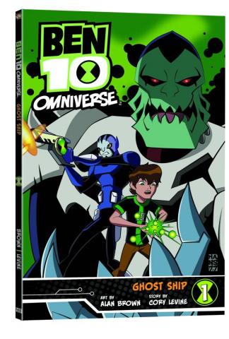 Ben 10 Omniverse Vol. 1: Ghost Ship