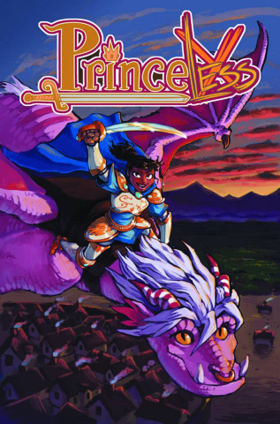 Princeless: Short Stories Vol. 1