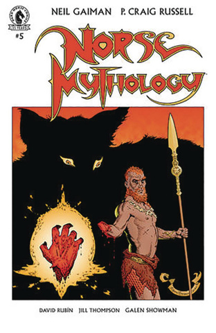 Norse Mythology #5 (Russell Cover)