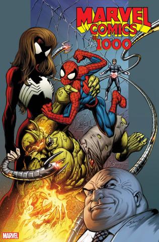 Marvel Comics #1000 (Bagley '00s Cover)