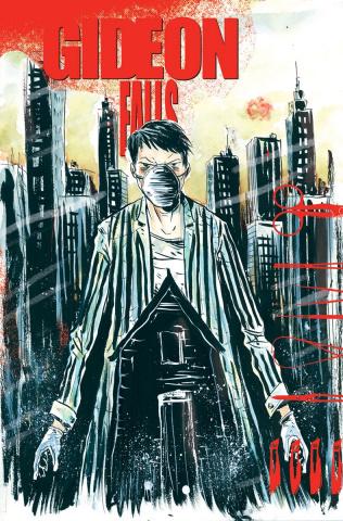 Gideon Falls #6 (Lemire Cover)