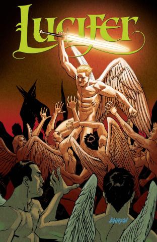 Lucifer Vol. 2: Father Lucifer