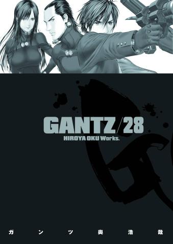 Gantz Vol. 28