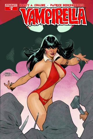 Vampirella #2 (Dodson Cover)