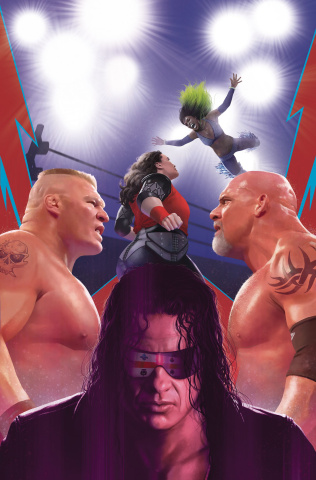 WWE: Survivors Series 2017 Special #1