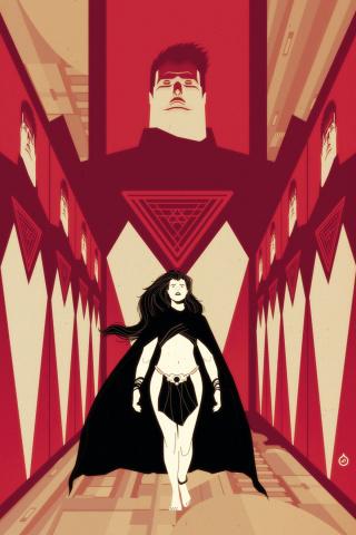 John Carter: The End #2 (20 Copy Doe Virgin Cover)