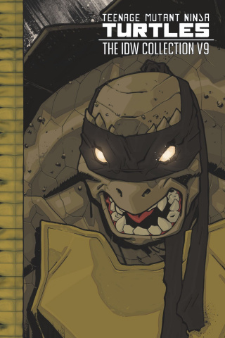 Teenage Mutant Ninja Turtles Vol. 9 (The IDW Collection)