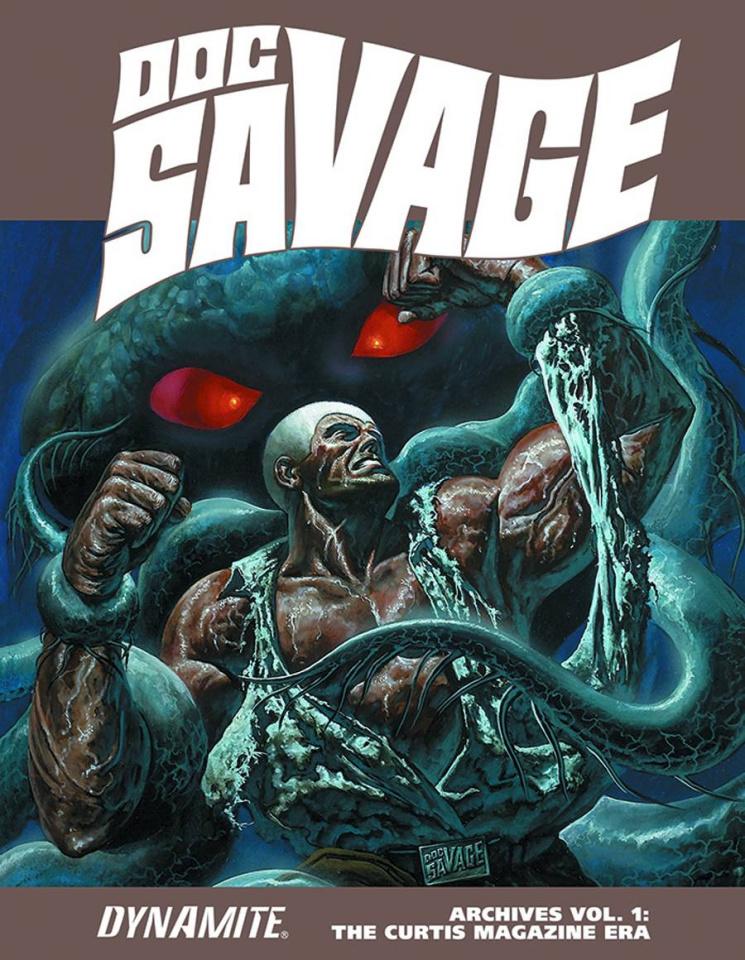 Doc Savage Archives Vol. 1: The Curtis Magazine Era