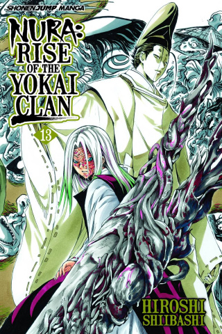 Nura: Rise of the Yokai Clan Vol. 13