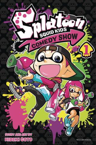Splatoon Squid Kids Comedy Show Vol. 1