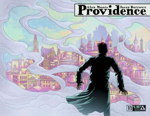 Providence #11 (Dreamscape Wrap Cover)