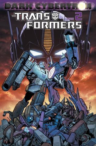 The Transformers: Dark Cybertron Vol. 2