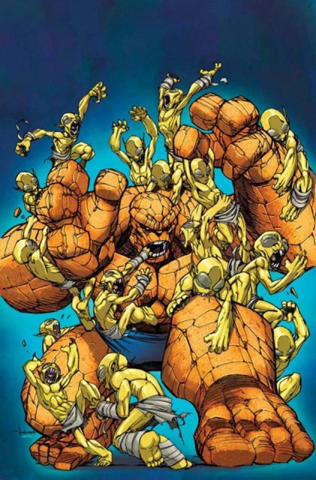 Marvel Adventures: Super Heroes #23