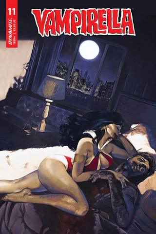 Vampirella #11 (Dalton Cover)