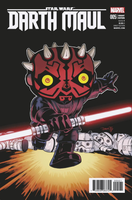 Star Wars: Darth Maul #5 (Olortegui Funko Cover)