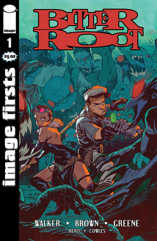 Bitter Root #1 (Image Firsts)