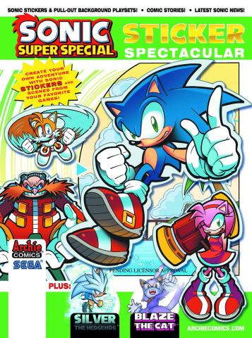 Sonic: Super Special Magazine #8