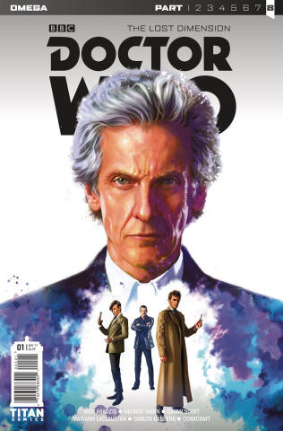 Doctor Who: The Lost Dimension Omega #1 (Ronald Cover)