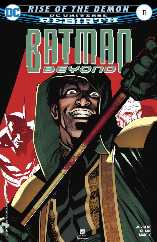 Batman Beyond #11