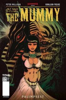 The Mummy #1 (Mandrake Cover)