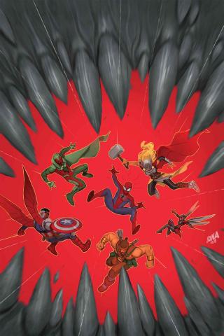 Avengers #1.MU