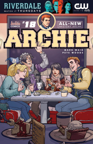 Archie #18 (Pete Woods Cover)