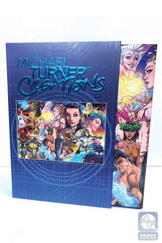 Michael Turner: Creations