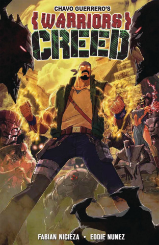 Warriors Creed (English Edition)