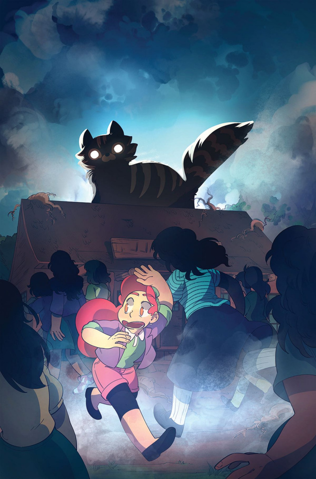 Lumberjanes #42 (Subscription Sotuyo Cover)