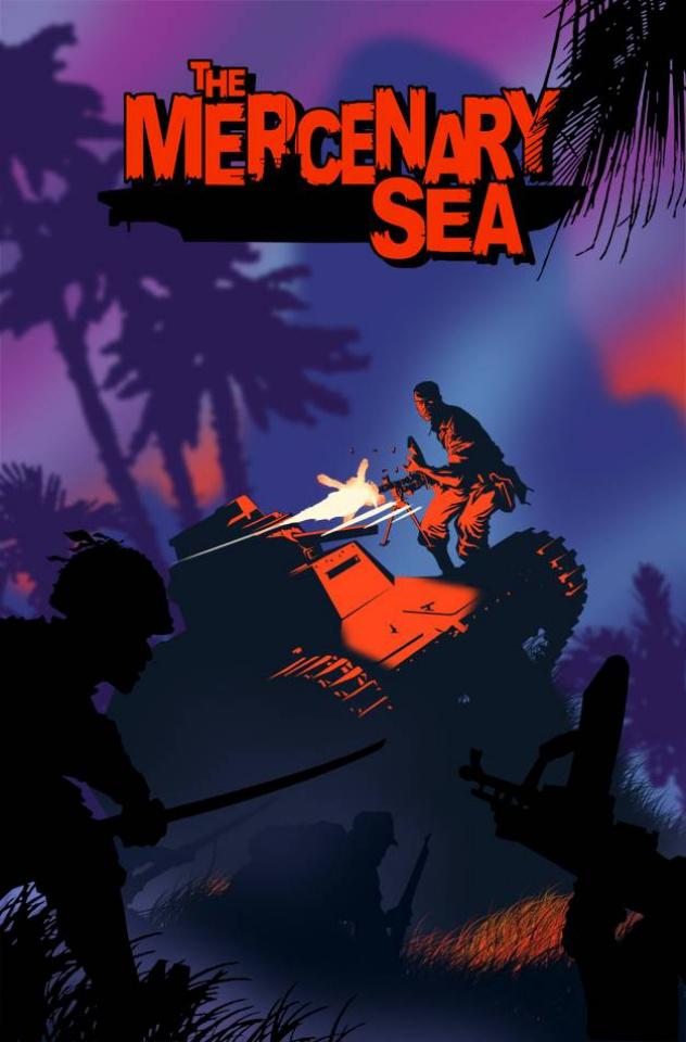 The Mercenary Sea #5