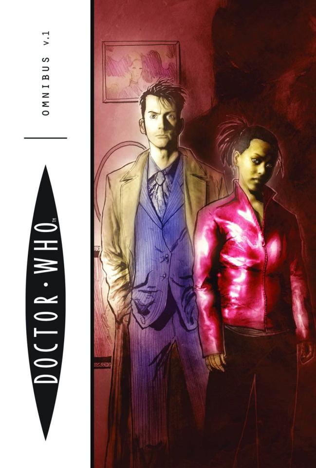 Doctor Who Omnibus Vol. 1