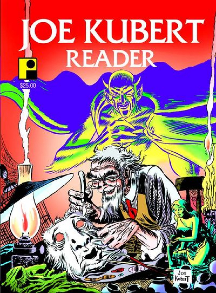 Joe Kubert Reader