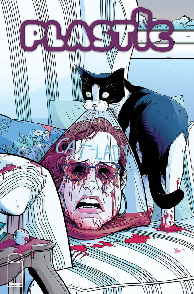 Plastic #3 (Hillyard Cover)