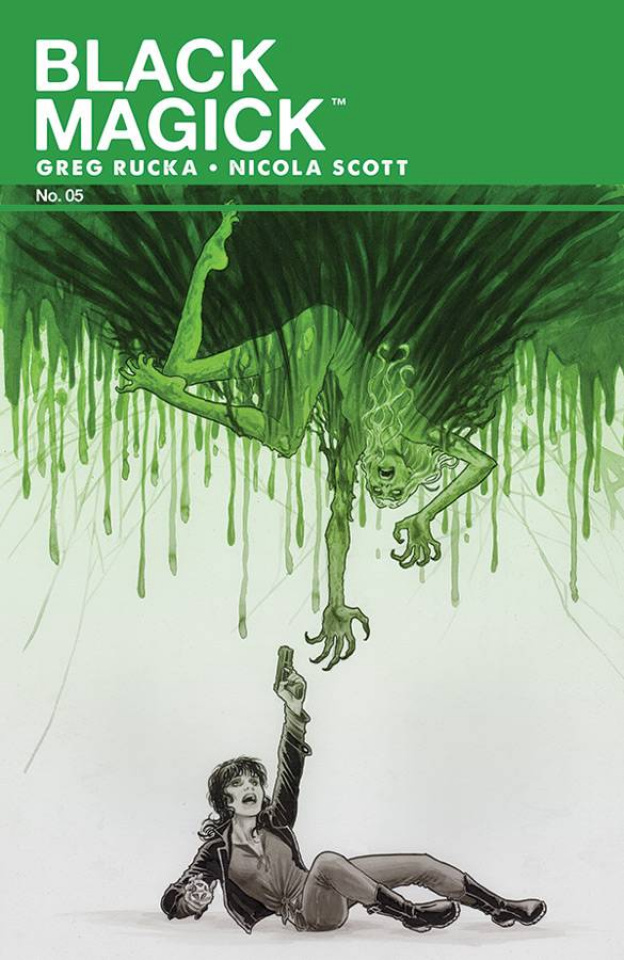 Black Magick #5 (Scott Cover)
